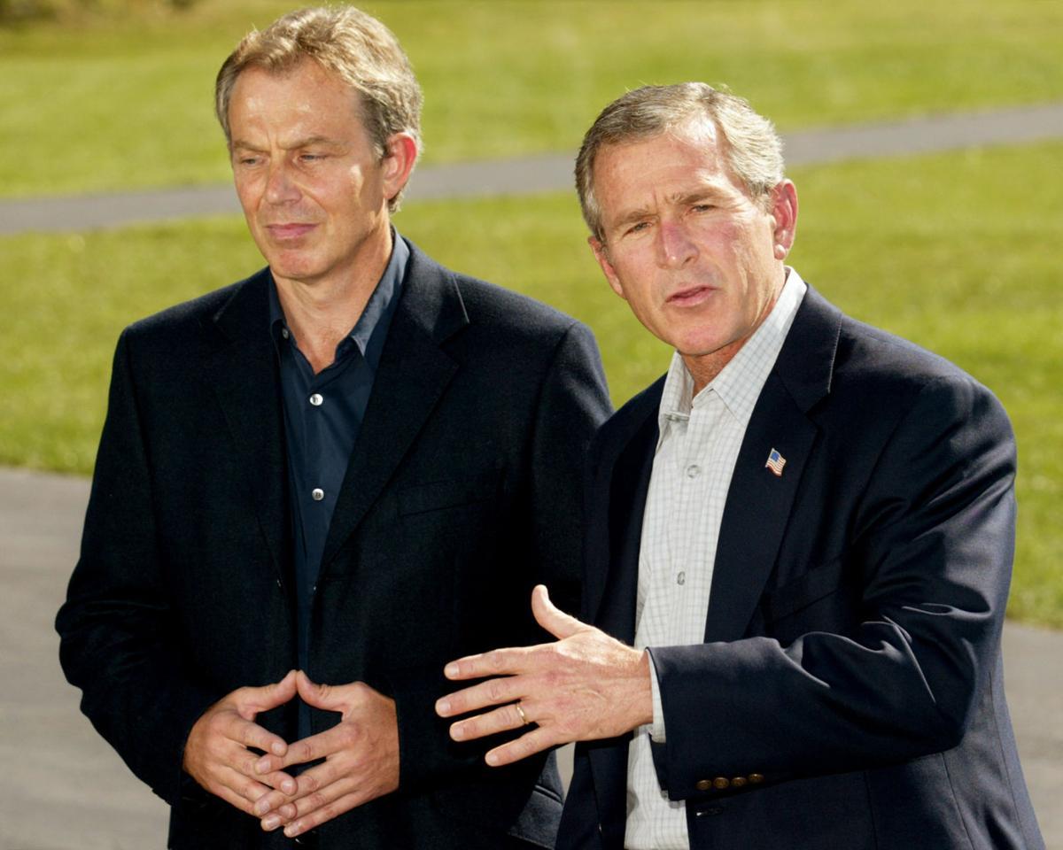 Blair did not lie Britain's way into Iraq