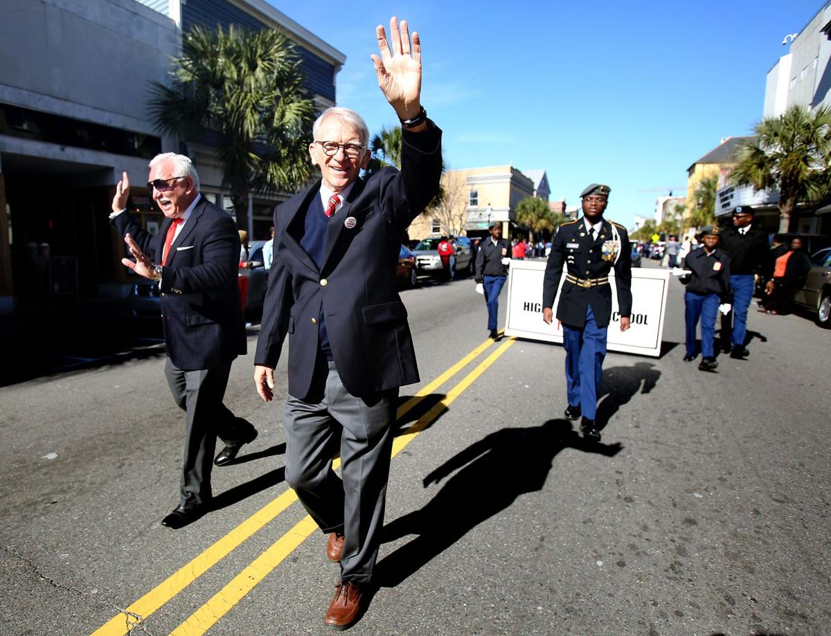 State of City sets stage for series of last-year tributes to Riley