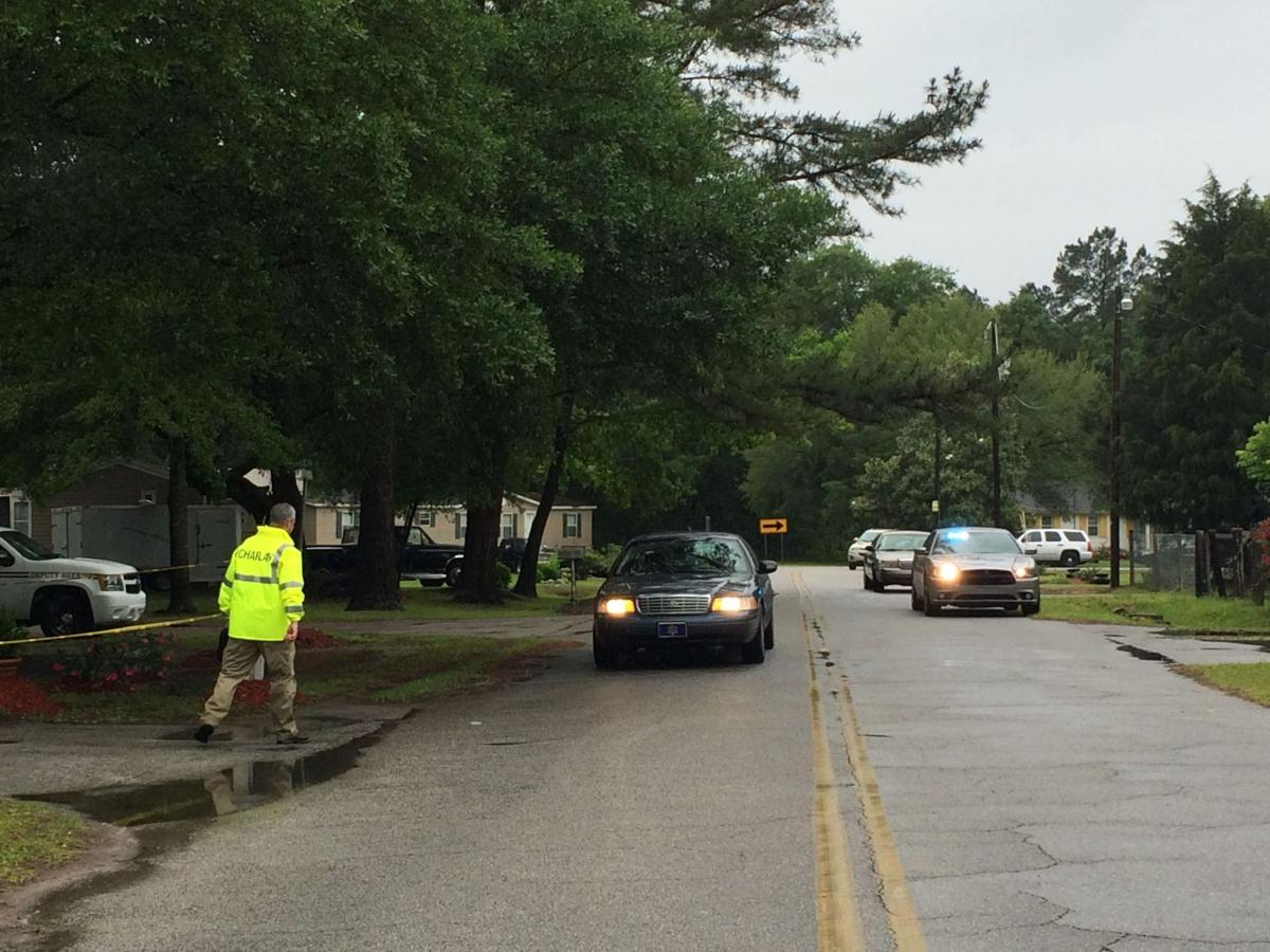 Deputies respond to home invasion, shoot victim