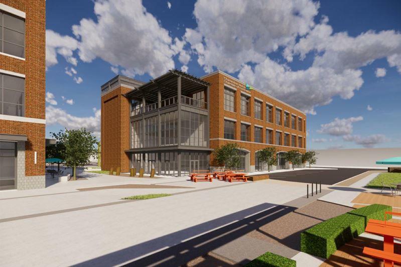 Charleston Metro Chamber of Commerce new building