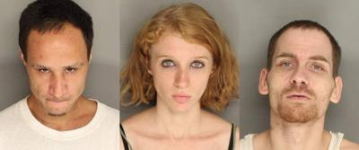 Three suspects accused of making meth in presence of 18-month-old, Berkeley County deputies report