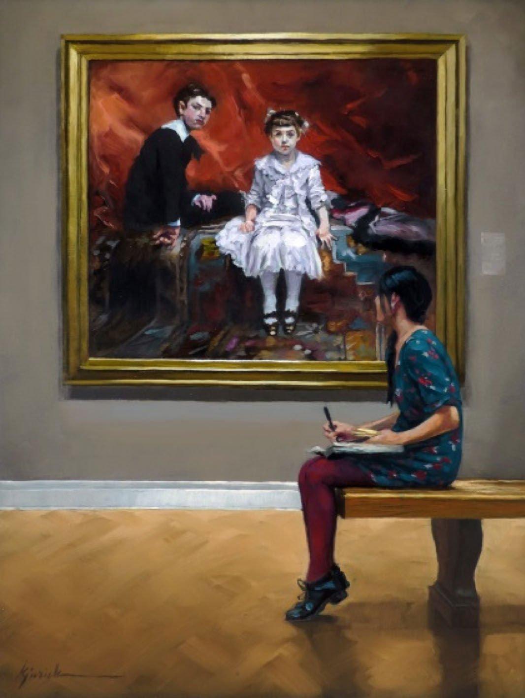 """Onlookers"" by Karin Jurick"
