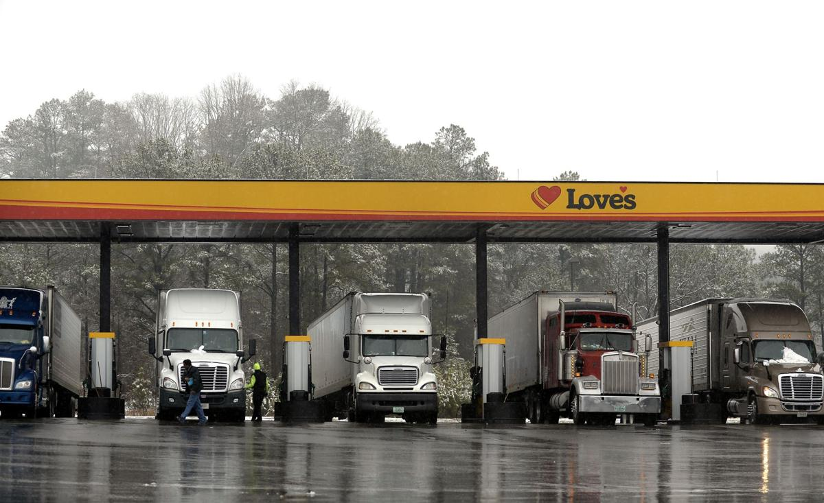 New rules aim to keep tired truckers off road (copy)