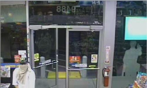 Sunoco robbery surveillance photos