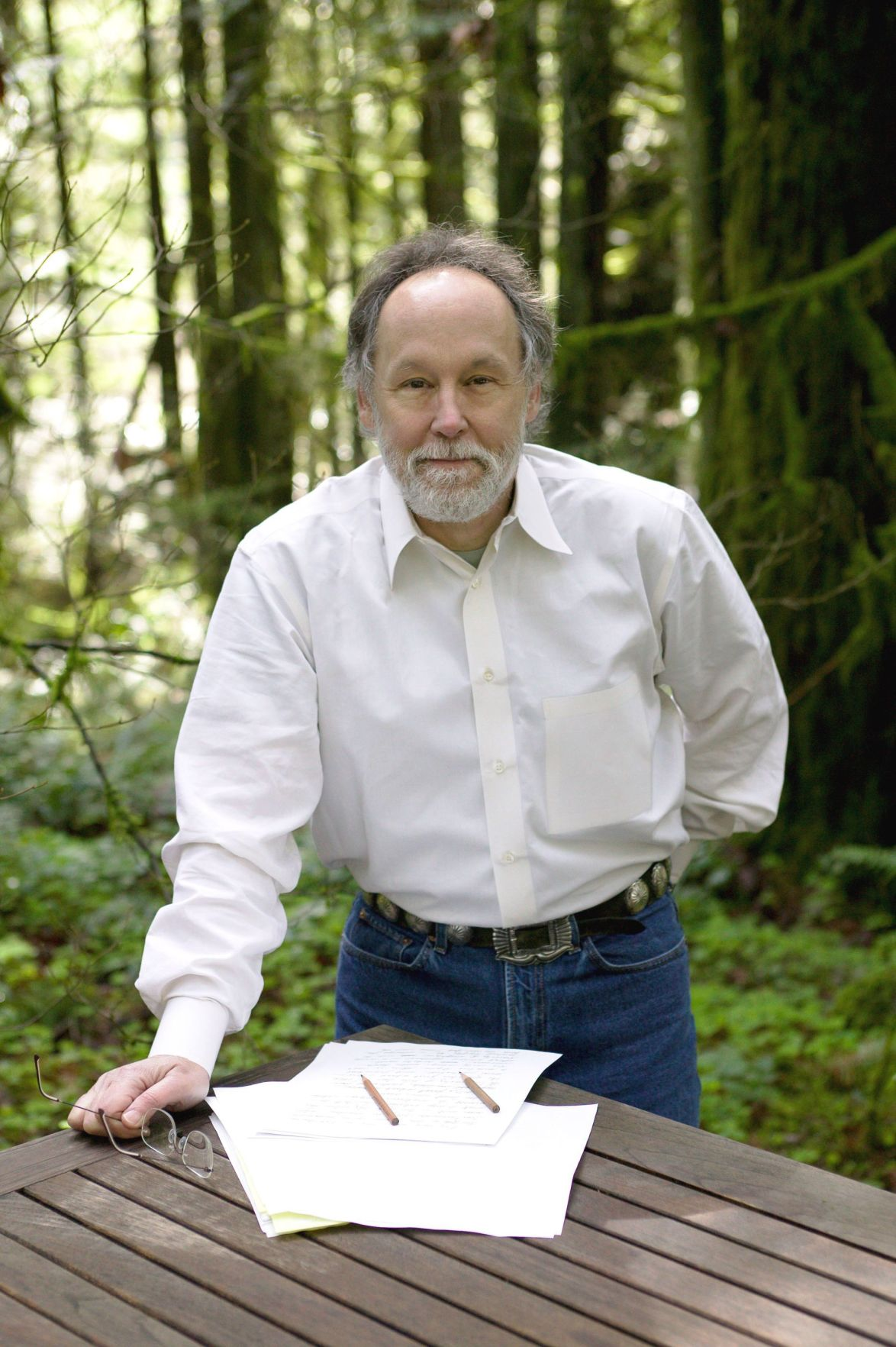 Nature writer to speak in Charleston Award-winning author Barry Lopez to talk about conservation for Birds of Prey event