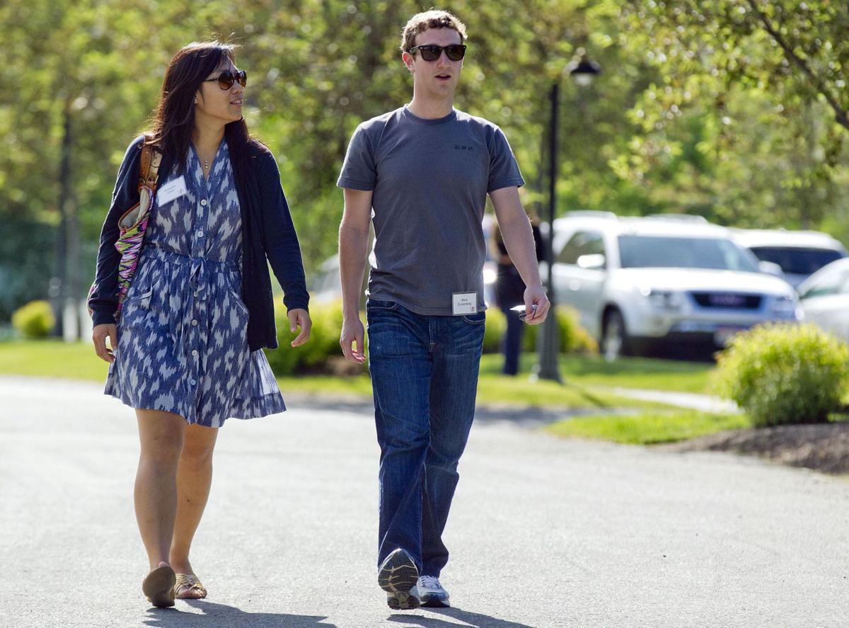 Facebook CEO Zuckerberg, wife gift $120M for schools