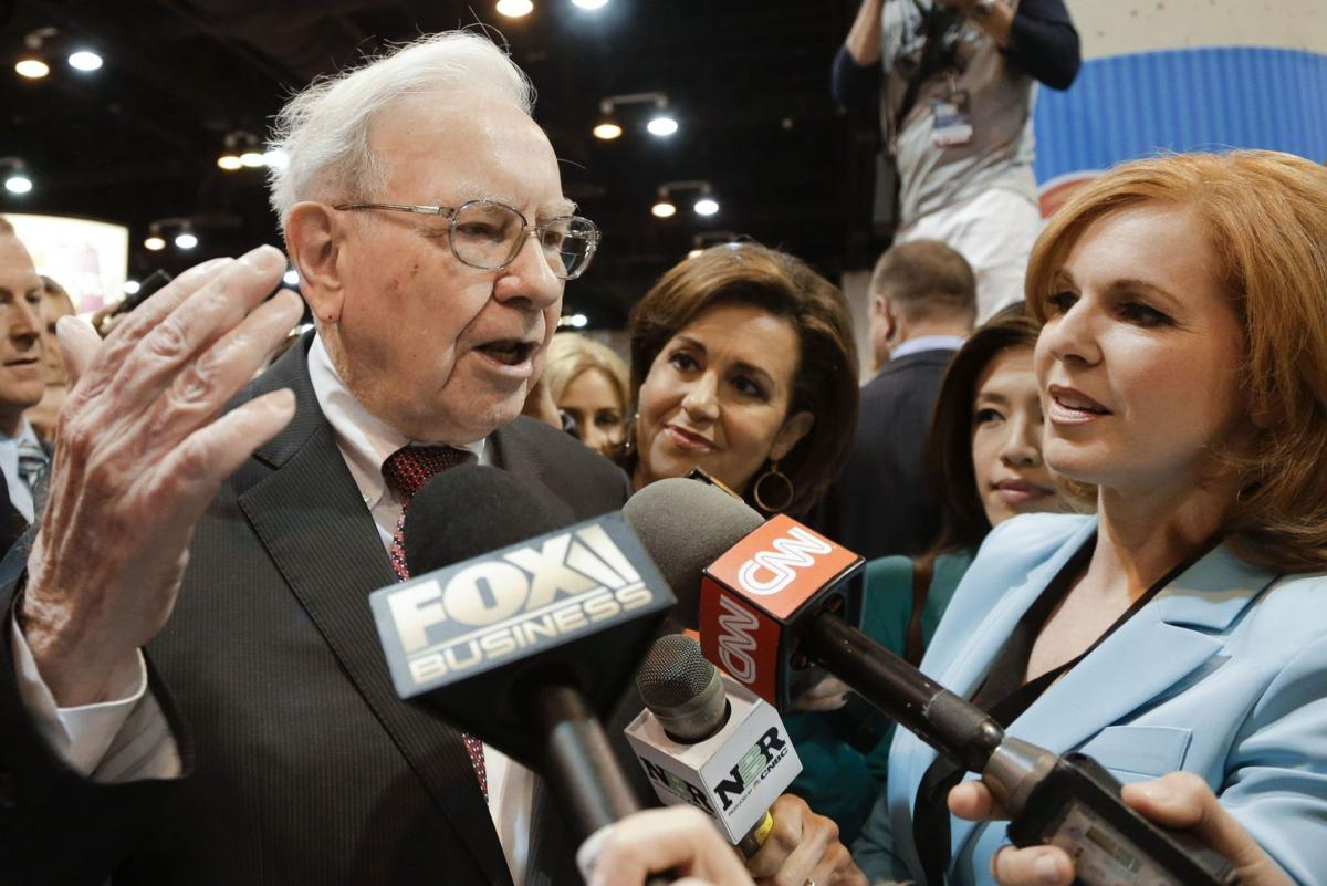 Buffett releases details of annual meeting broadcast