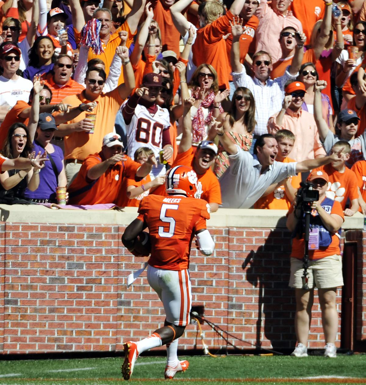 Quick turnaround Clemson dealing with thin secondary as it prepares for Thursday night ACC game against Wake Forest