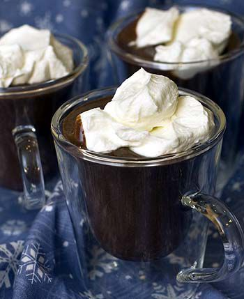 Hot chocolate heaven