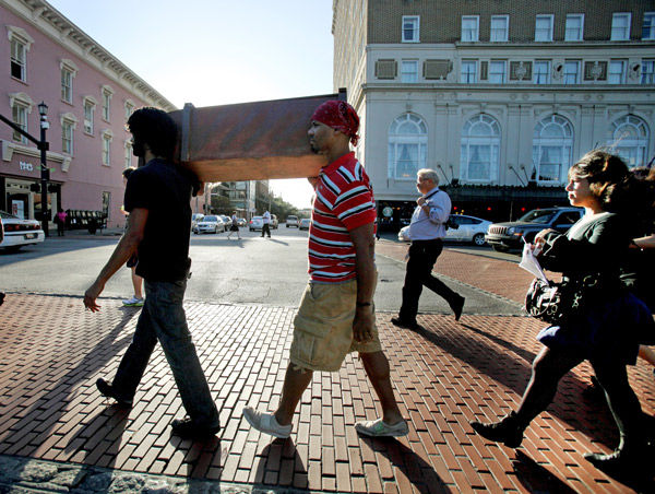 3rd Occupy Charleston protester seeks trial