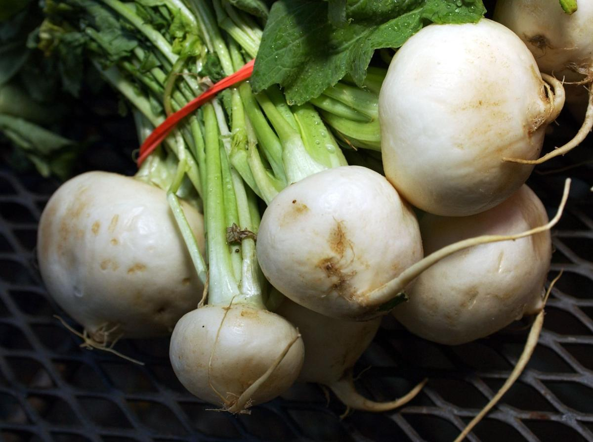Digging in Root vegetables new frontier for local home gardeners