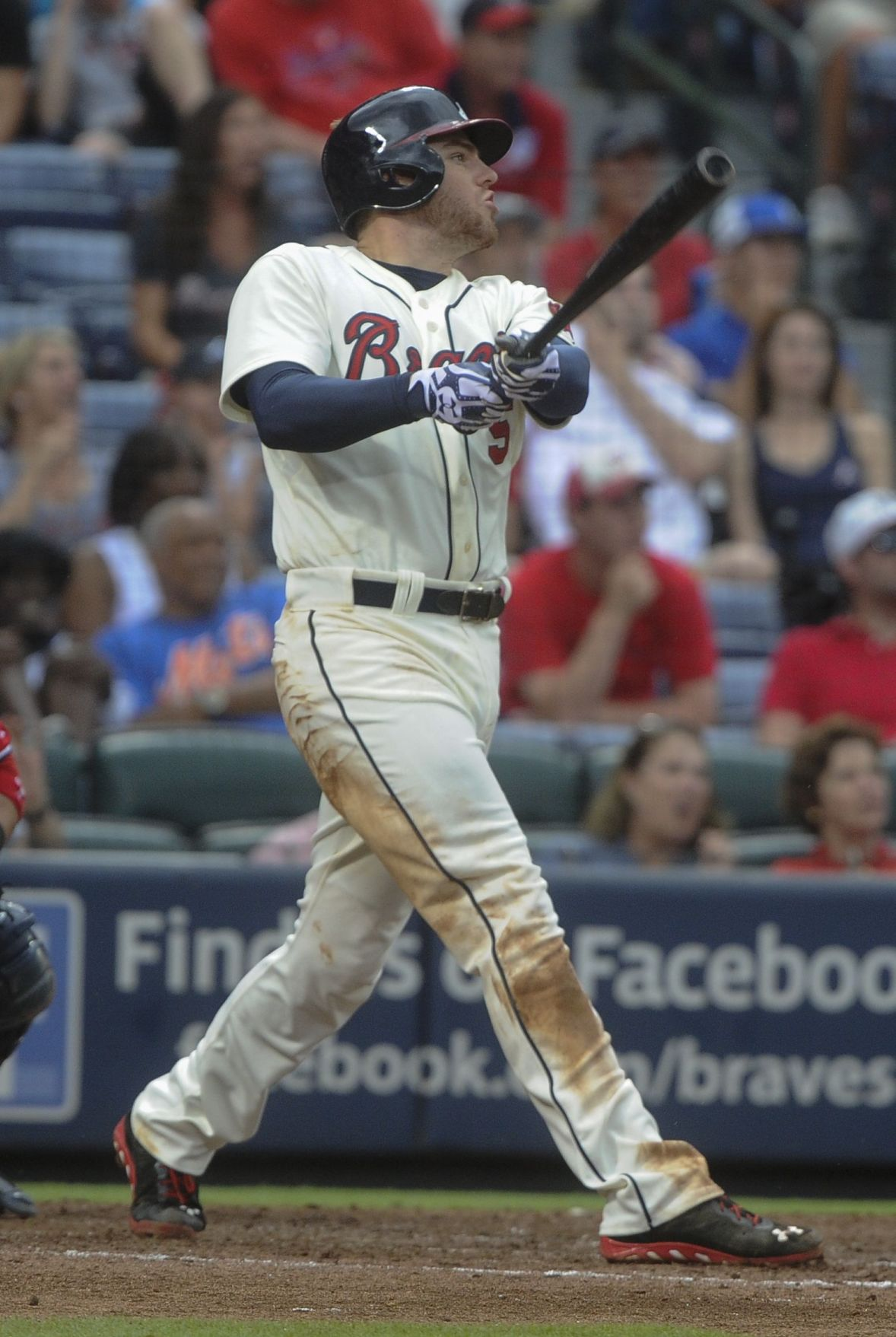 Braves top Nationals, stretch NL East lead