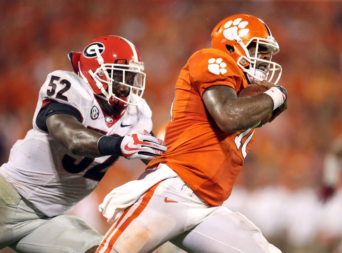 Boyd's been as good as it gets in short yardage; Clemson QB has insurance policy to protect future