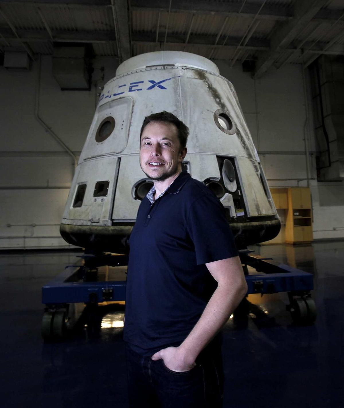 SpaceX will try 1st private cargo run again Tuesday
