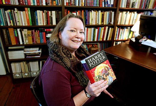 Fall under Potter's spell: C of C course delves into magical universe