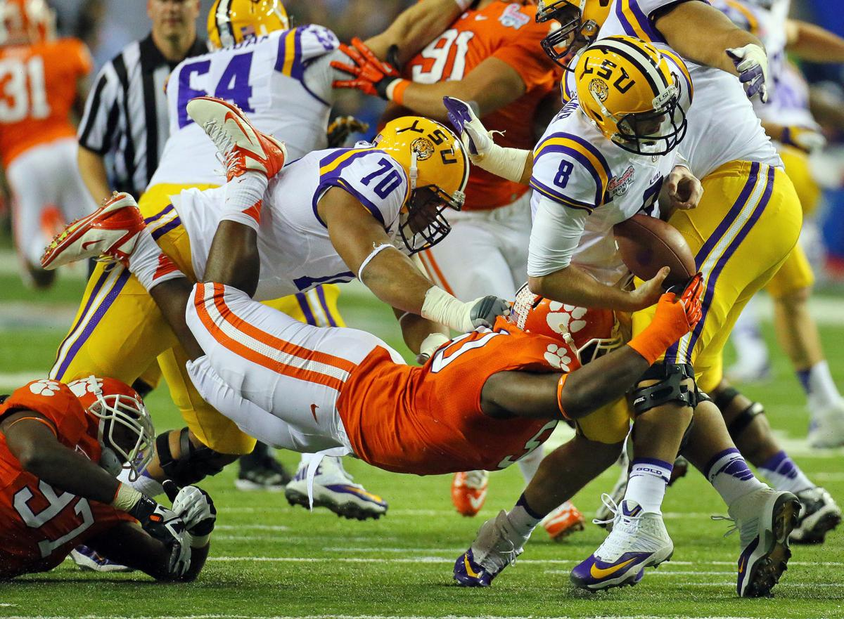 Counting down Clemson s top 10 most important Tigers DT Grady