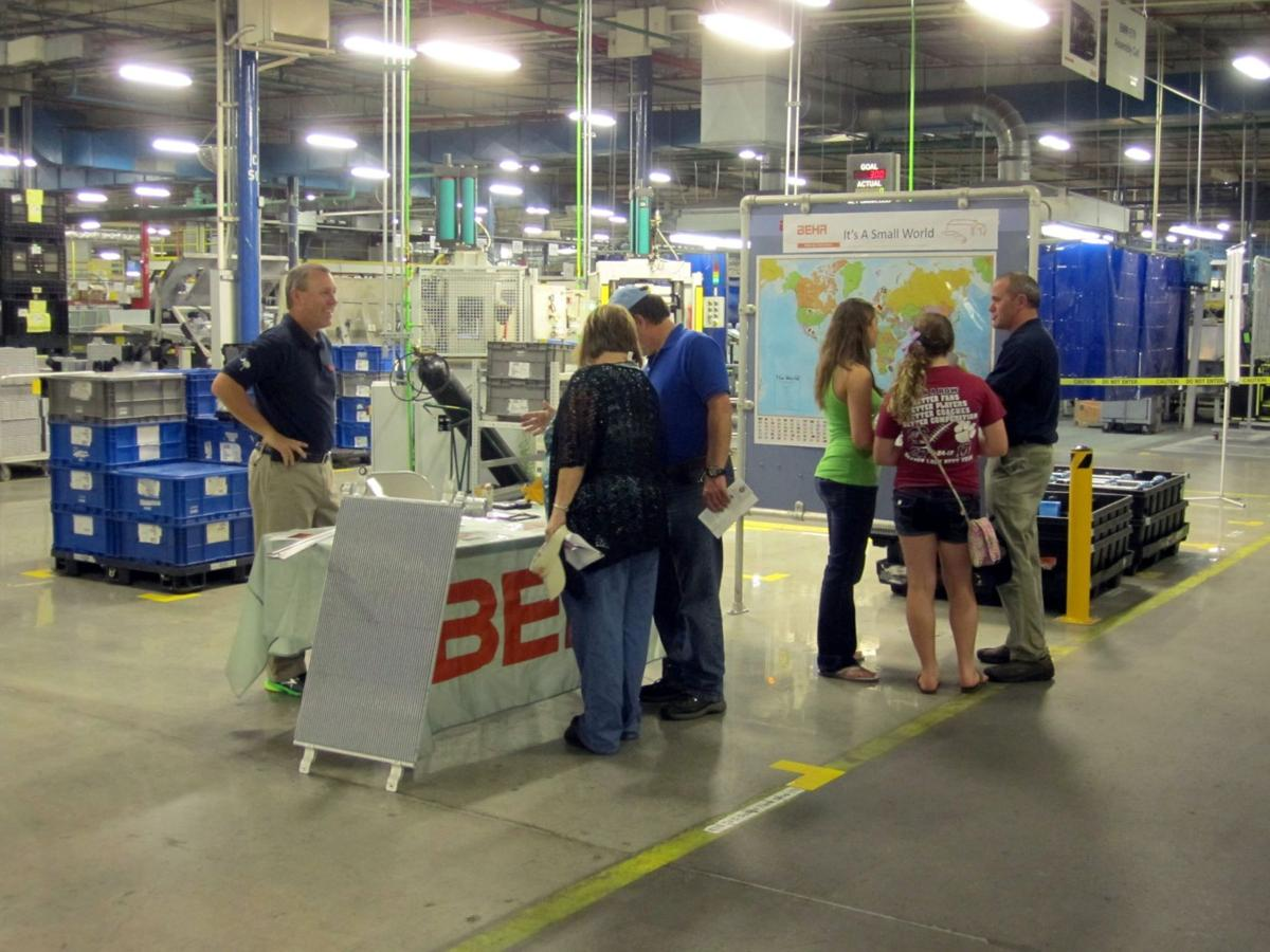 Behr completes 2-year overhaul of local plant