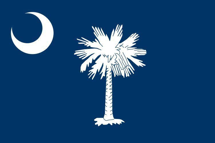 Next up on the 2016 road trip: South Carolina