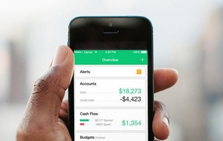 Financial apps can help keep spending in check