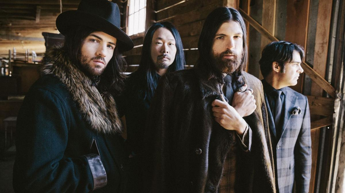 Avett Brothers share stage at First Flush fest