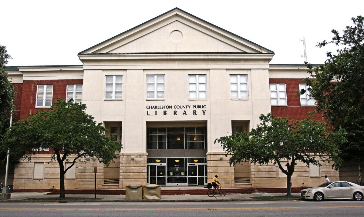 3 finalists named for Charleston County library director (copy)