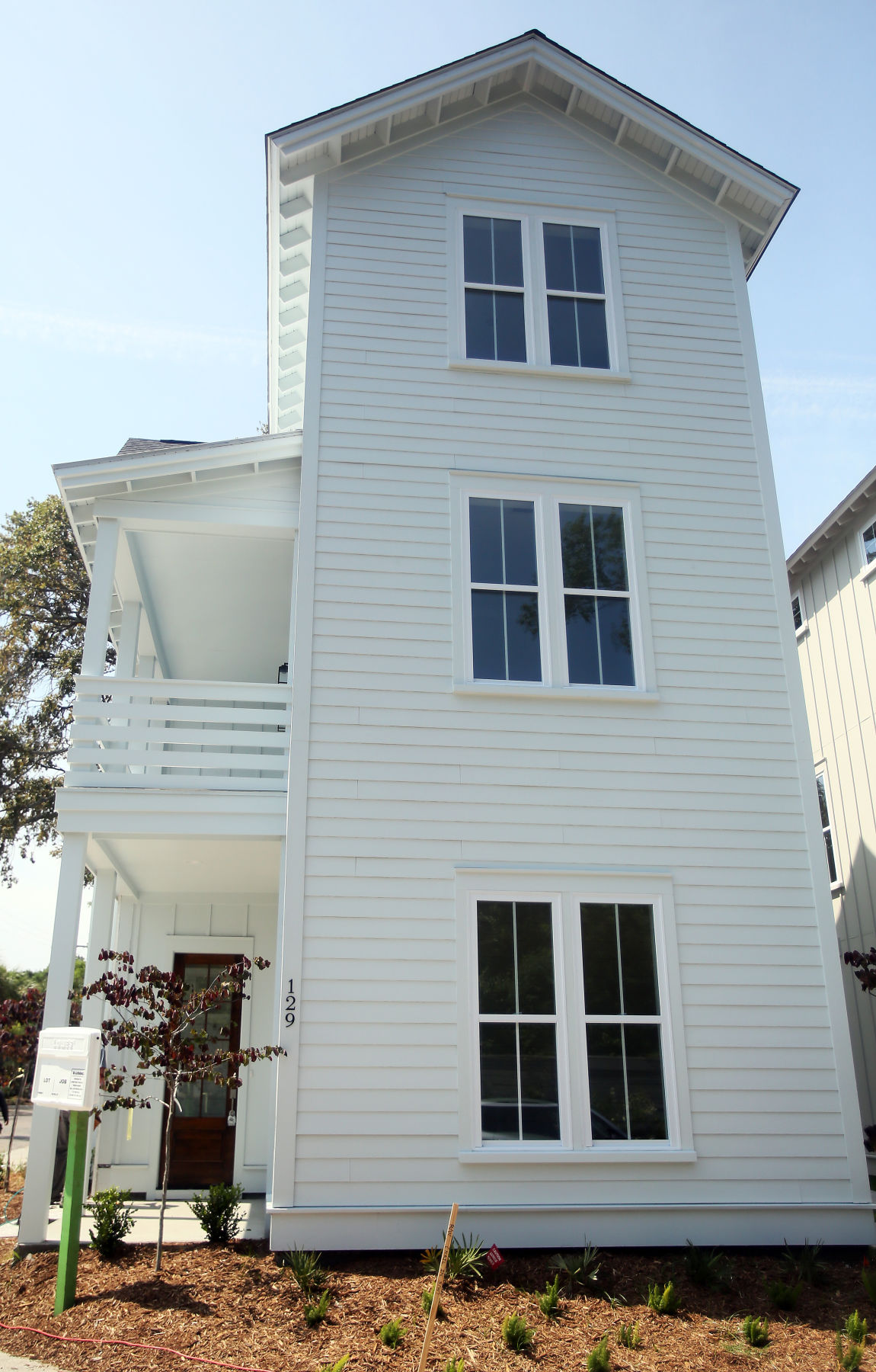 Three Story Homes | Three Tier Homes Duplexes Highlight New East Cooper Enclave