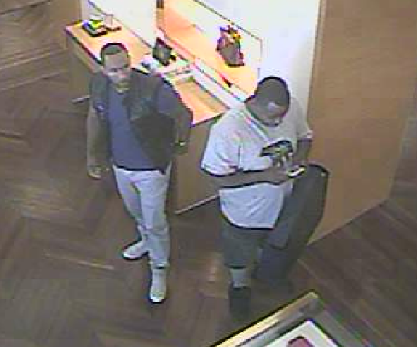 Gucci store in Charleston again targeted by thieves