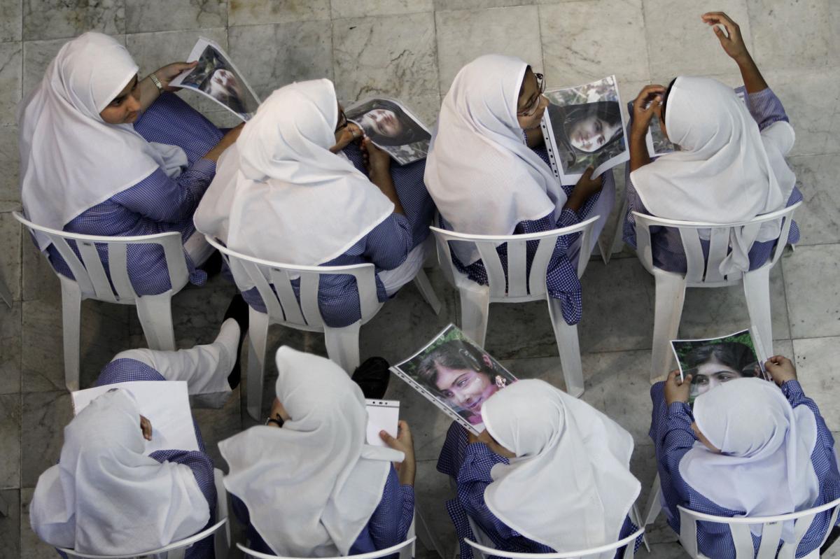 U.K. provides care, shelter for Pakistani girl