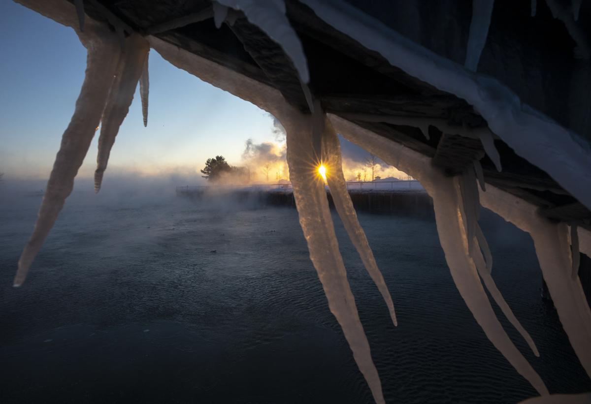 APTOPIX Winter Weather