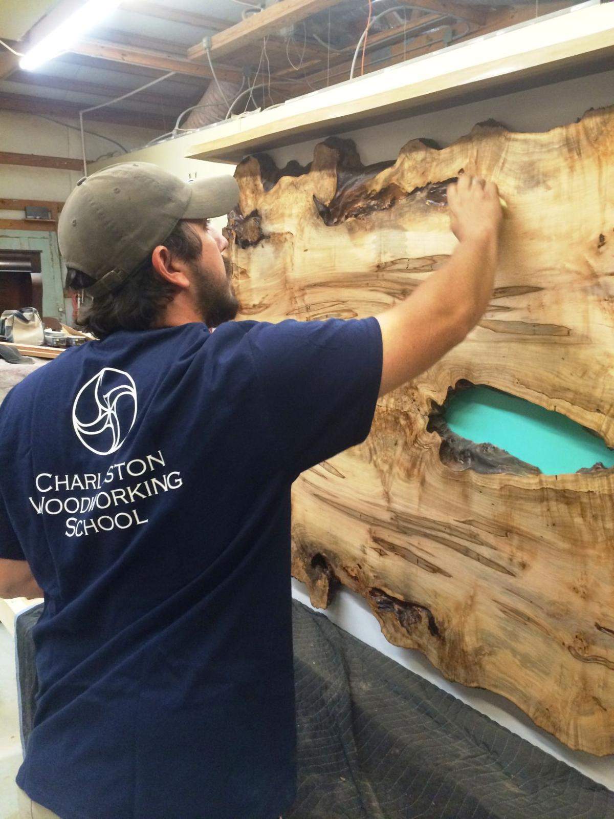 Woodworking S Comeback Charleston School Guild Hope To Bring