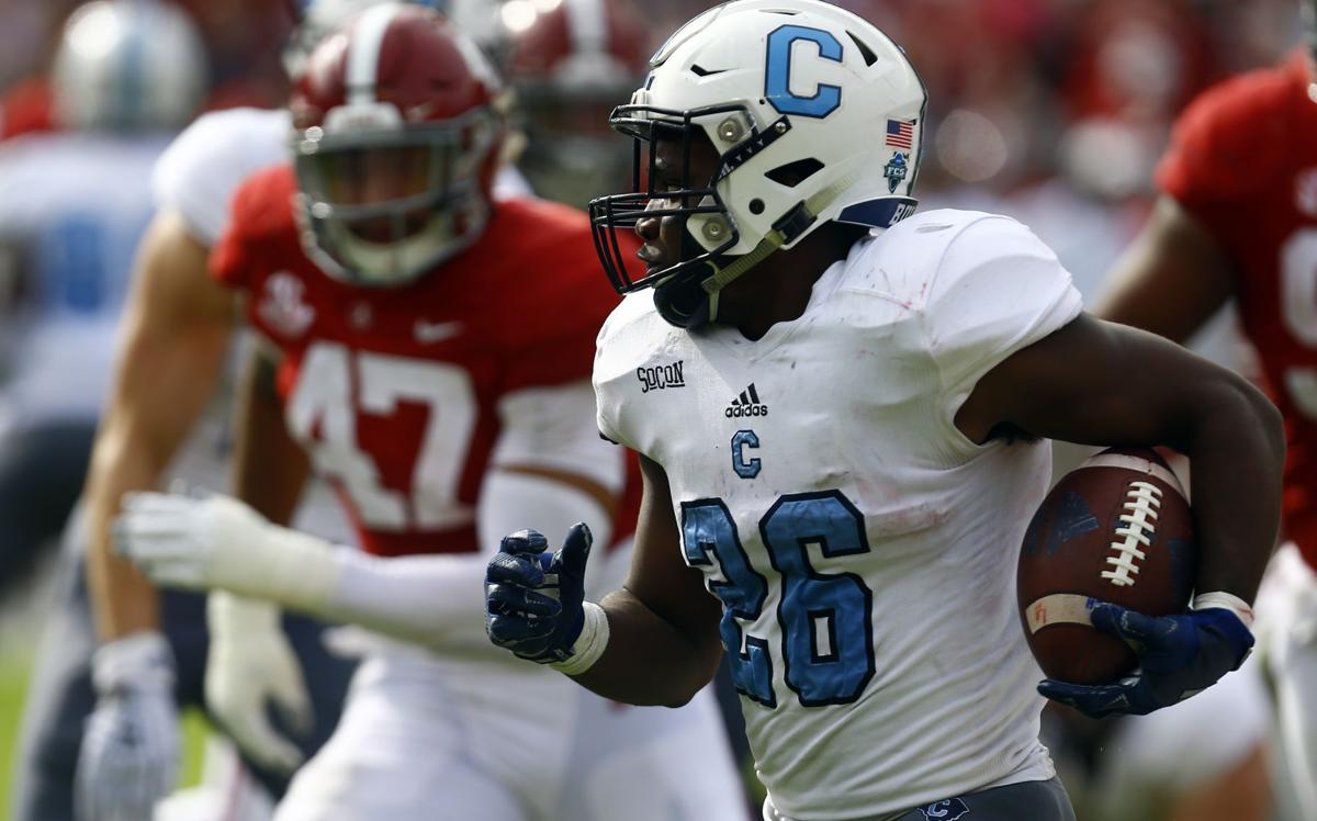 Citadel Alabama Football (copy)