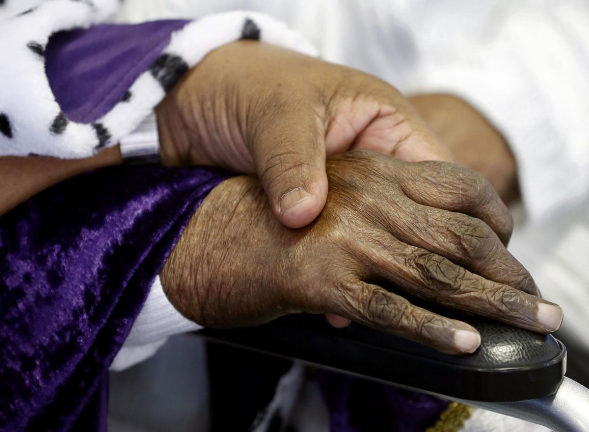 As more Americans live to age 100, here\'s how one SC woman ...
