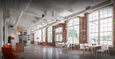 Venture X Charleston Garco Mill