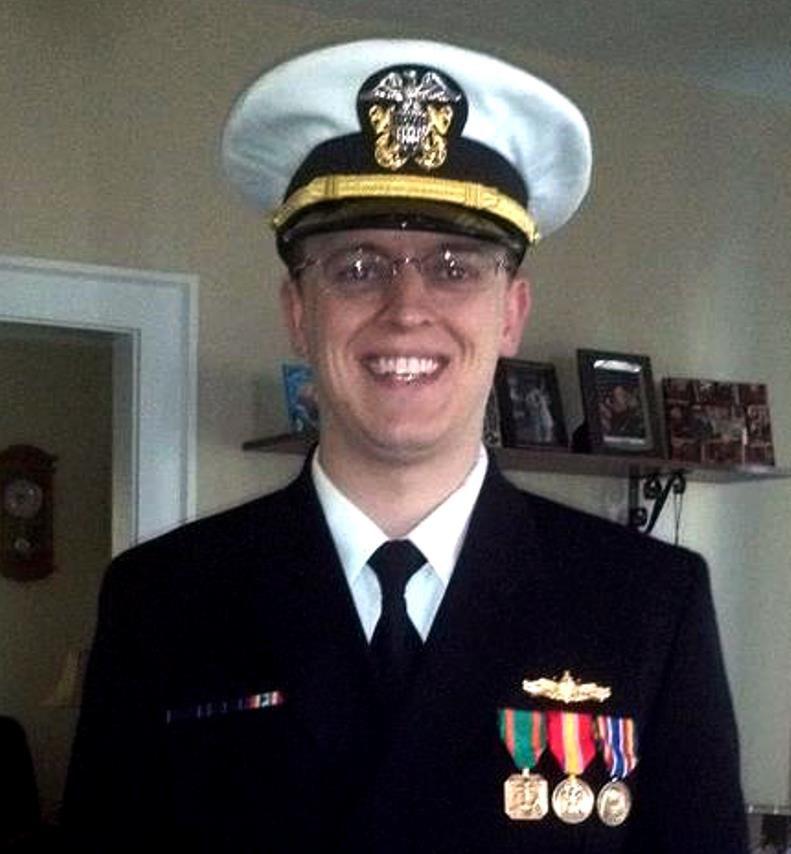 Navy identifies Citadel graduate as sailor missing in ...