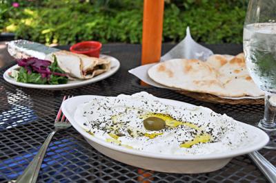 Labneh at Arabesque