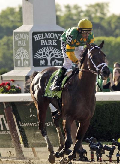 Aiken-based Dogwood Stable's Palace Malice wins Belmont Stakes