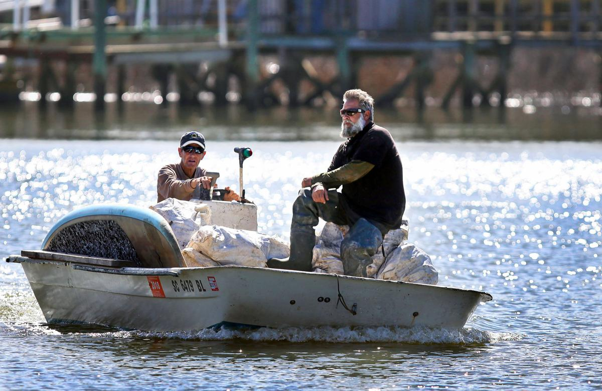 It's getting harder to reel in a living on South Carolina