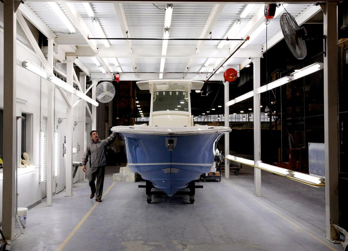 Scout Boats to add 300 jobs in Summerville