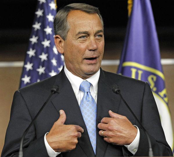 Boehner preparing to move on debt limit