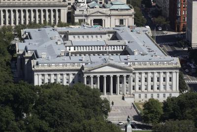 Treasury Department Hacked (copy)
