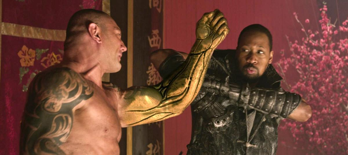 'The Man With the Iron Fists' Eli Roth presents a mashup of martial arts and hip-hop