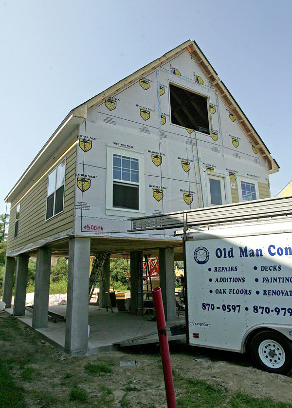 Modular housing construction still a niche market