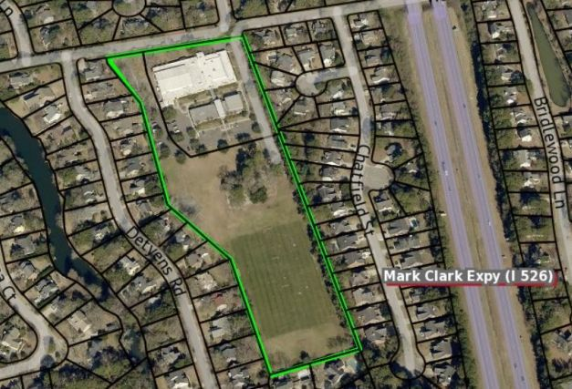Homes planned on soccer field