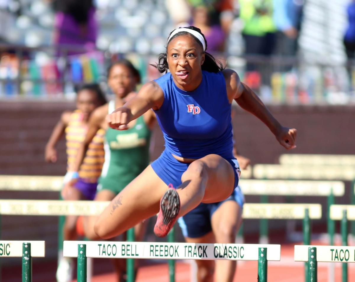 Lowcountry shines at state track meet