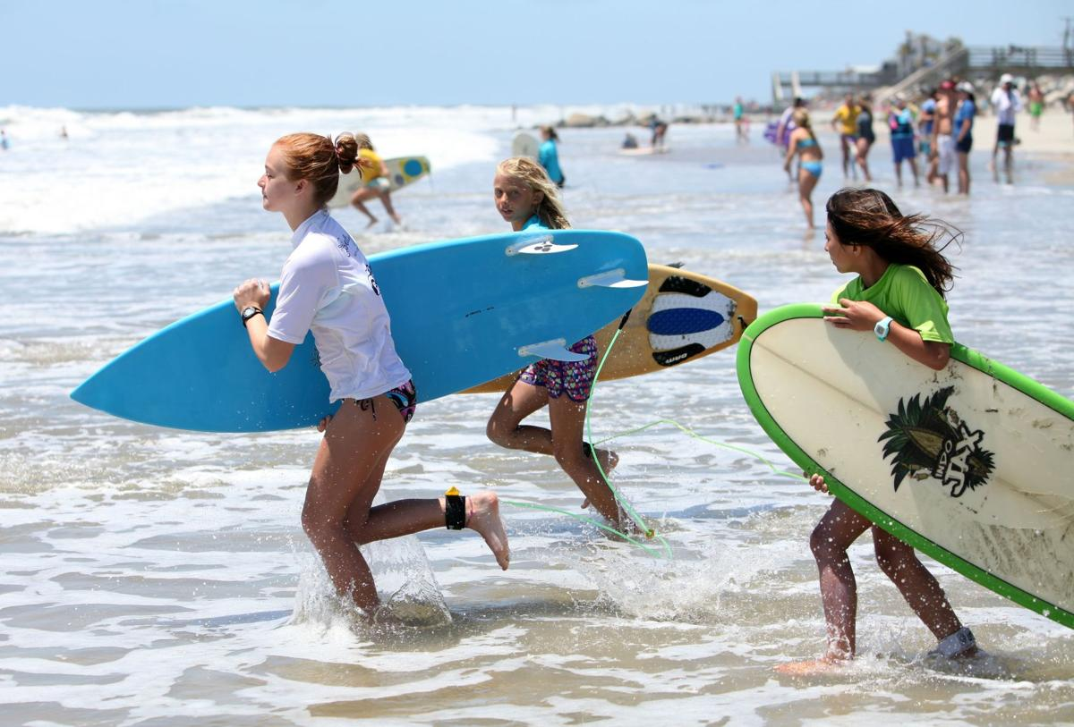 Family Beach GuideMy Charleston Today: Folly Beach County Park prepares to reopen Dirty water?