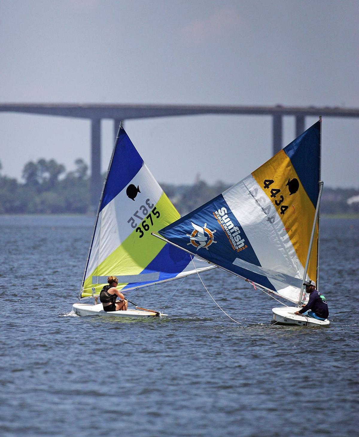 54th annual Hobcaw Yacht Club Regatta continues effort to get youth involved in sailing