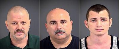 Drug busts in West Ashley, Johns Island net nearly 300 marijuana plants, two stolen pistols