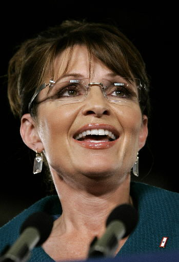 Palin cites 'higher calling'