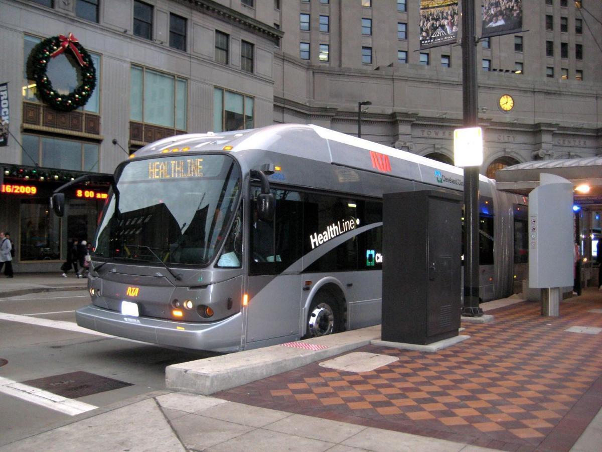Cleveland bus rapid transit (copy) (copy)