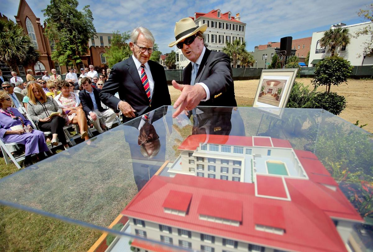 Years of legal battles later, Bennett Hospitality announces Marion Square hotel